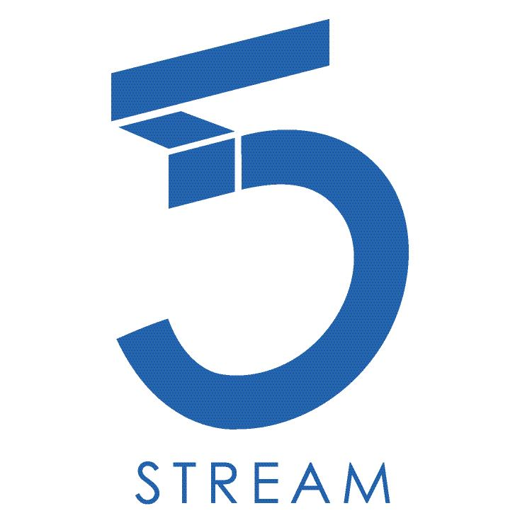 5stream-blue-on-white-snipped
