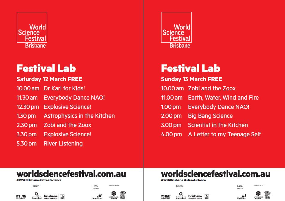 WSFB Festival Lab