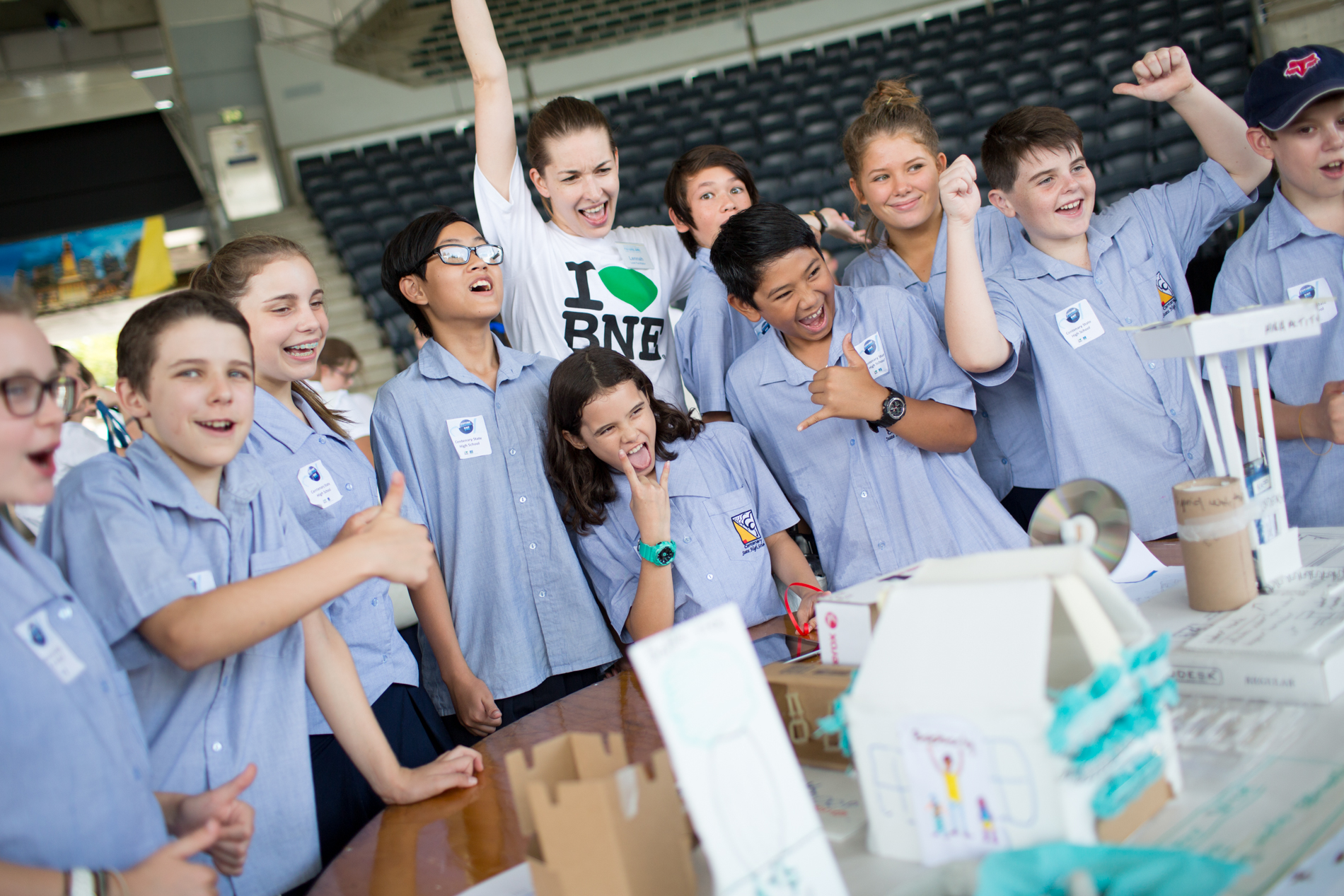 Green Heart Schools - Future BNE Challenge