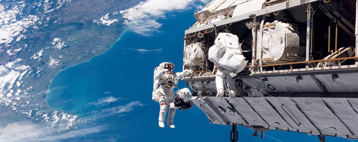 NASA - A HUMAN ADVENTURE - World Science Festival Brisbane